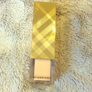 Limited version of Burberry Glow Prime